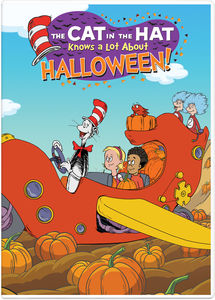 Cat In The Hat: Knows a Lot About Halloween