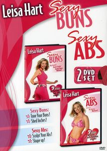 Sexy 2-Pack Buns & Abs Workouts