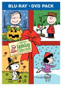 Peanuts Holiday Collection [Standard] [Box Set] [Deluxe Edition]