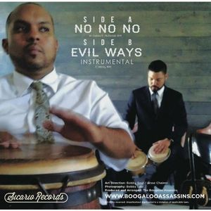 No No No B/ W Evil Ways (Instrumental)
