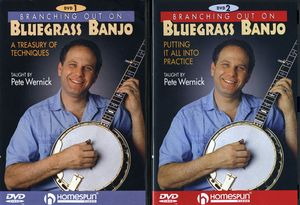 Bluegrass Banjo 1 & 2