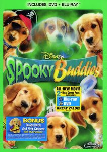 Spooky Buddies [Widescreen] [O-Sleeve] [DVD/ Blu-ray Combo Pack]