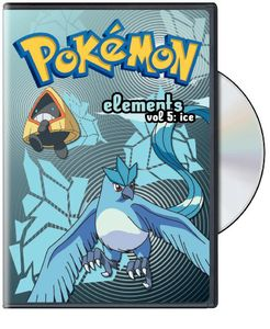 Pokemon Elements, Vol. 5 Ice