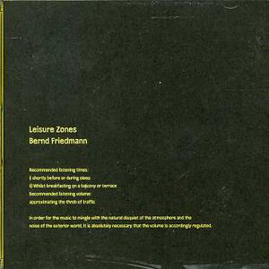Leisure Zones