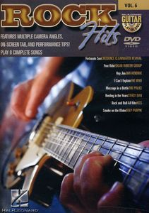 Guitar Play Along: Rock Hits, Vol. 6