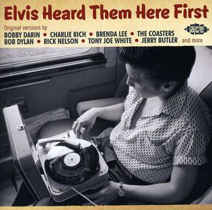 Elvis Heard Them Here First /  Various [Import]