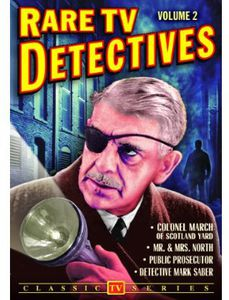 Rare TV Detectives, Vol. 2