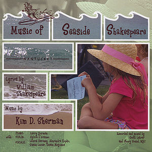 Music of Seaside Shakespeare