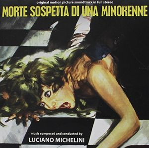 Morte Sospetta Di Una Minorenne (Original Soundtrack) [Import]