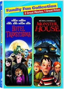 Hotel Transylvania/ Monster House