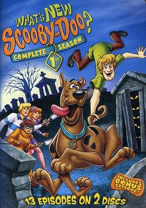What's New Scooby Doo: The Complete First Season