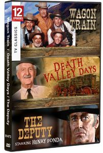 Wagon Train: The Death Valley Days