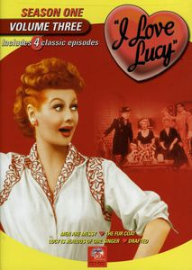 I Love Lucy: Season 1 Vol 3