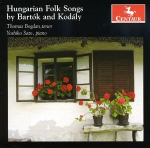 Hungarian Folk Songs