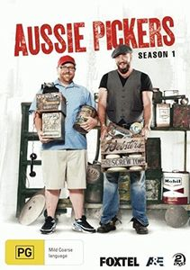 Aussie Pickers-Season 1