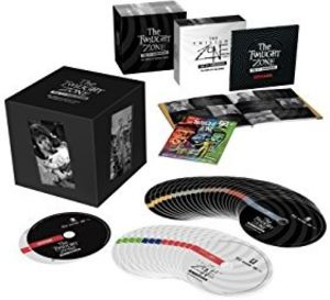 The Twilight Zone: The 5th Dimension - Complete Series