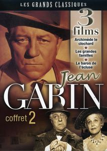 Jean Gabin Coffret 2 [Import]