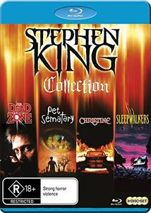Stephen King Blu Ray Collection [Import]