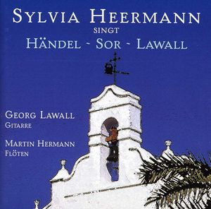Heerman Sings Handel Soir