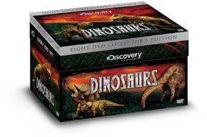 Discovery Channel Dinosaur's [Collector's Box Set]