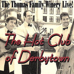 Live at the Thomas Family Winery