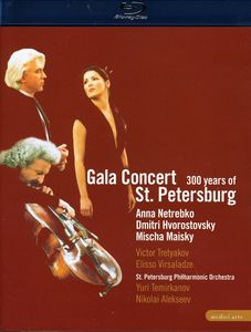 300 Years of St. Petersburg : Gala Concerto