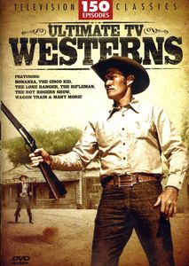 Ultimate TV Westerns [12 DVD]