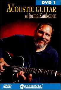 The Acoustic Guitar Of Jorma Kaukonen, Vol. 1 [Instructional]