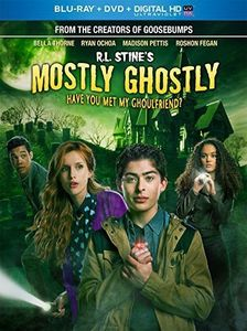 R.L. Stine's Mostly Ghostly: Have You Met My