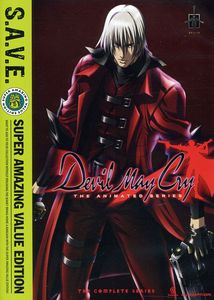 Devil May Cry: The Complete Series - Save