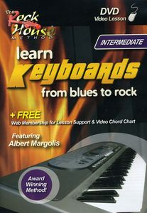 Learn Keyboards from Blues to Rock: Intermediate