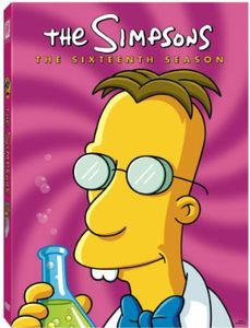 The Simpsons: The Sixteenth Season