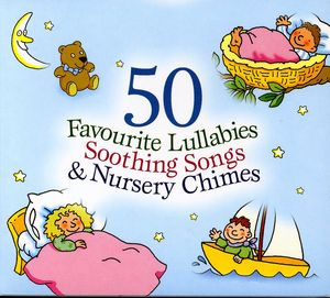50 Favourite Lullabies & Soothing Songs /  Various