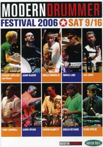 Modern Drummer Festival 2006: Saturday