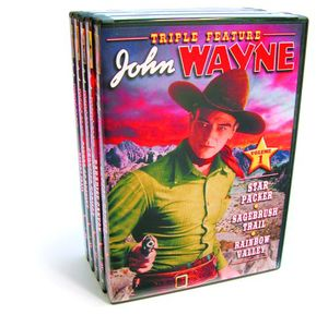 John Wayne: Classic Westerns Collection 1