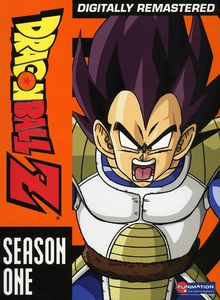 Dragon Ball Z: Season 1 - Vegeta Saga