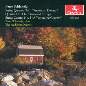 String Quartet 1: American Dreams /  Quintet 1