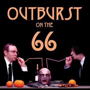 Outburst on the 66