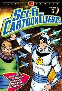 Sci-Fi Cartoon Classics Volume 5: The Adventures of Scott McCloud