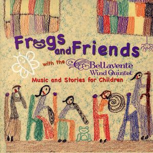 Frogs & Friends