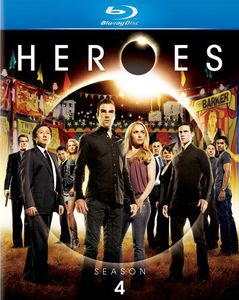 Heroes: Season 4 [Widescreen] [5 Discs] [Digipak] [Slipcase]