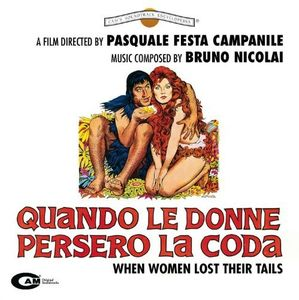 Quando Le Donne Persero La Coda (Original Soundtrack) [Import]
