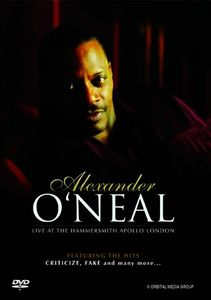 Alexander O'Neal: Live At The Hammersmith Apollo