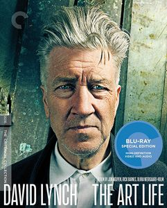 Criterion Collection: David Lynch: The Art Life