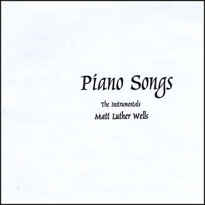 Piano Songs-The Instrumentals