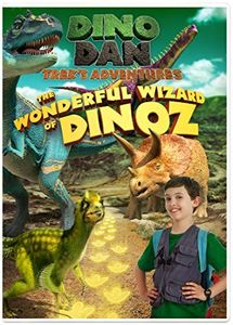 Dino Dan: The Wonderful Wizard Of Dinoz