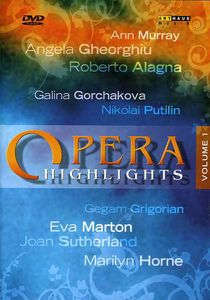 Opera Highlights 1 /  Various