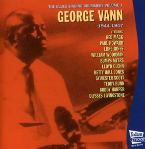 Vann: Blues Singing Drummers, Vol. 1
