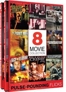 8 Movie Collection: Pulse-Pounding Flicks