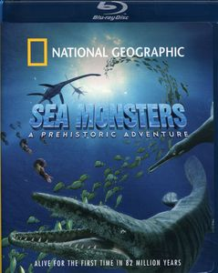 Sea Monsters: A Prehistoric Adventure [Widescreen] [Lenticular O-Sleeve]